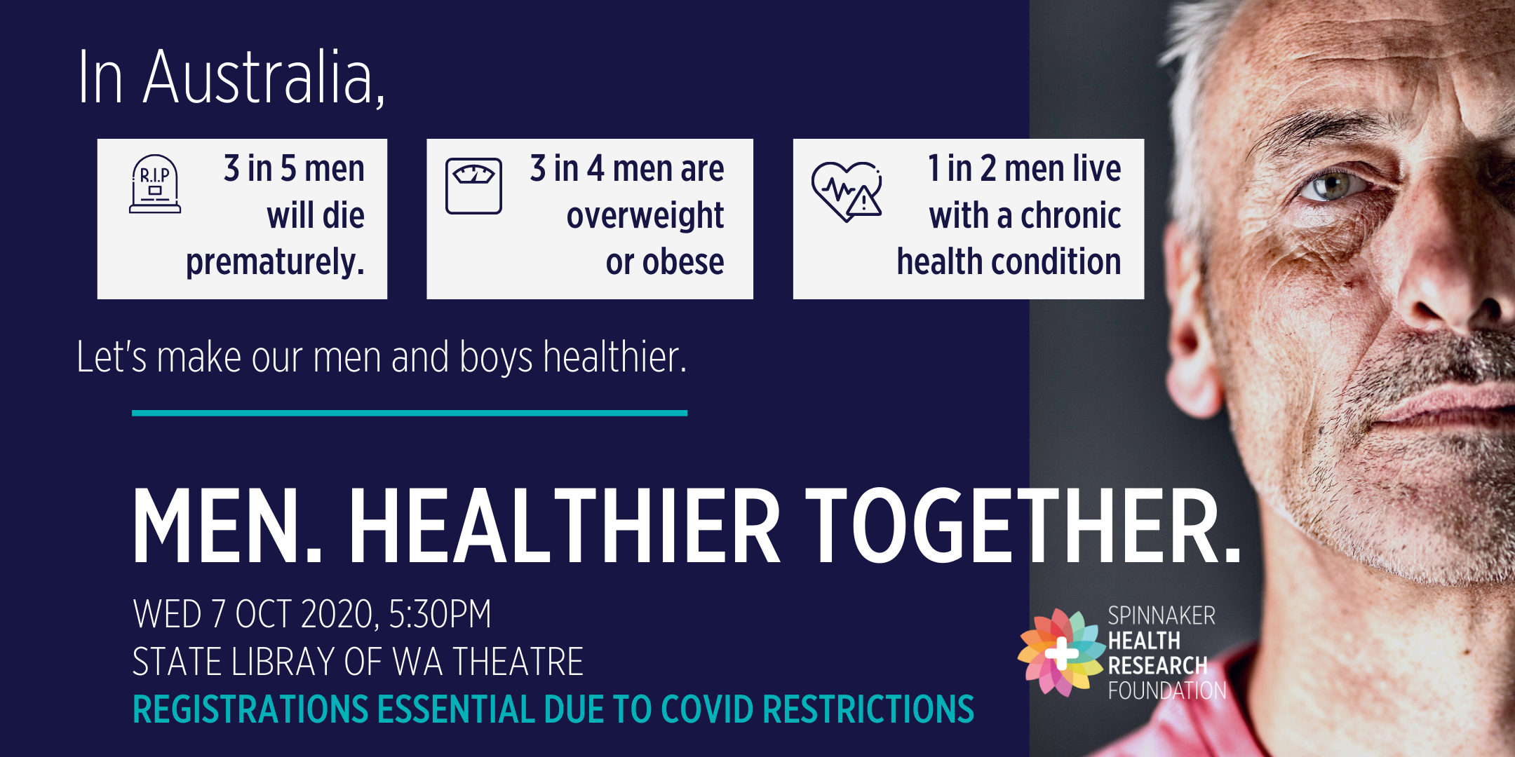 Men. Healthier Together.